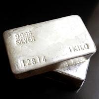 Silver Bars 1 Kilo